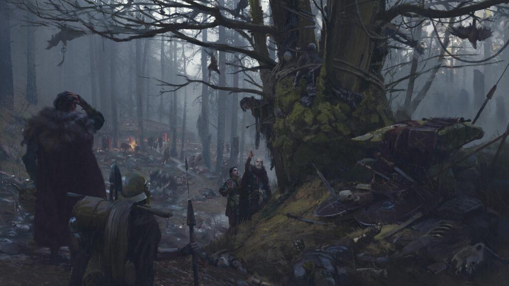"""Вилюс Пятраускас, """"Возвращение в Тевтобургский лес"""""""