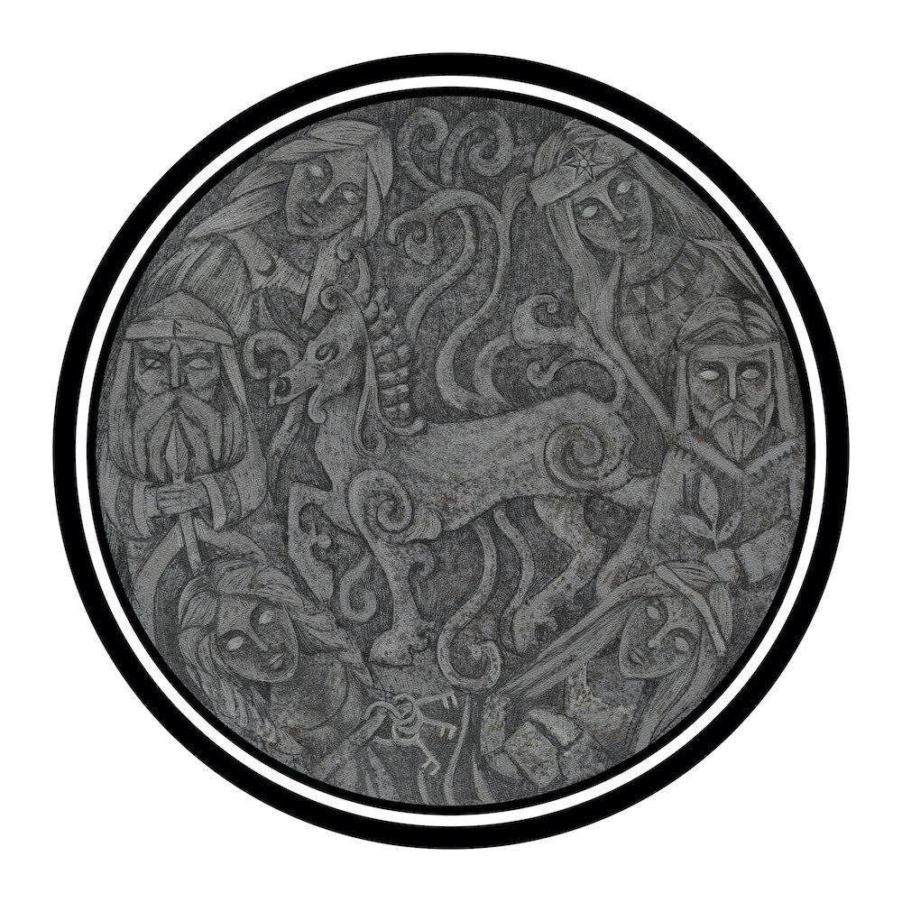 """Рим Битик, """"Божества из Второго Мерзебургского заклинания"""", Б2"""